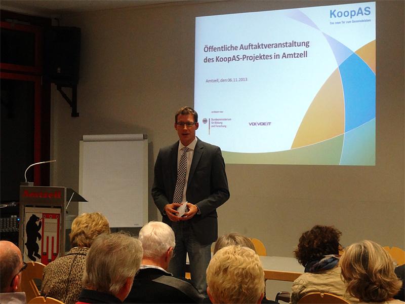 Bürgermeister Amtzell im Nov 2013